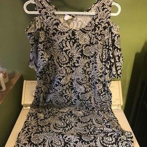 Dresses & Skirts - Women's open shoulder maxi dress 👗